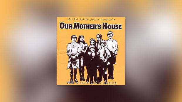 CD Cover: Our Mother´s House