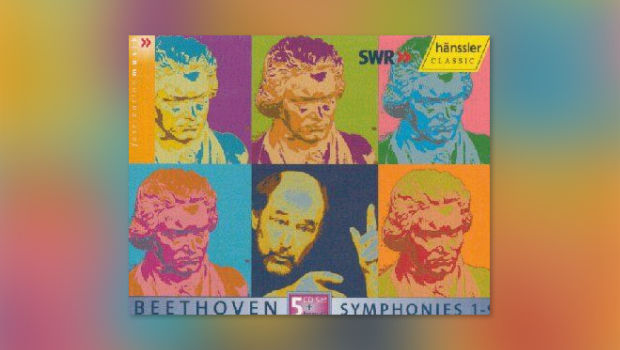 Beethoven: Sinfonien 1-9 (Norrington)