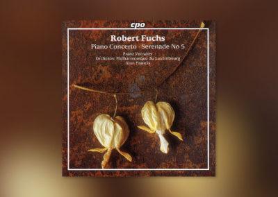 Fuchs: Klavierkonzert/Serenade