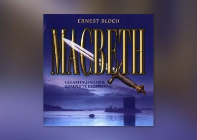 Bloch: Macbeth