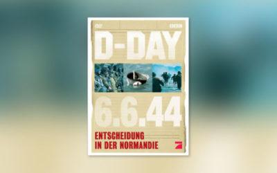 D-Day - 6.6.44 - Entscheidung in der Normandie