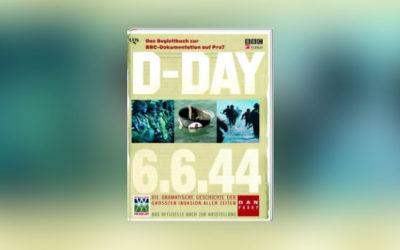 Buch: D-Day - 6.6.44