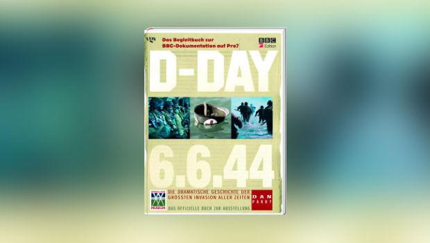 D-Day, 6.6.44 (Buch)