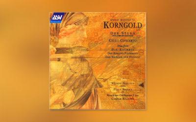 Korngold: Der Sturm etc.