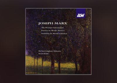 Joseph Marx – Alt-Wiener-Serenaden