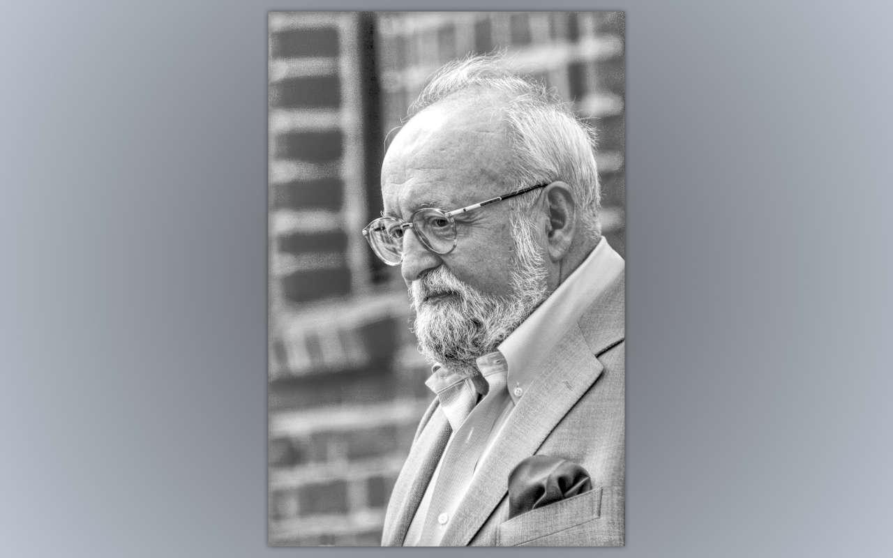 Krzysztof Penderecki ist tot