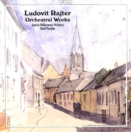 04 cpo; Rajter-Ludovit, Orchestral Works