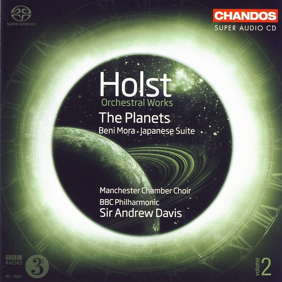 06 CHANDOS; Holst, Vol. 2