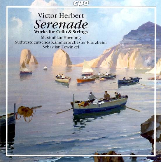 07 cpo; Herbert-Victor, Works for Cello & Strings