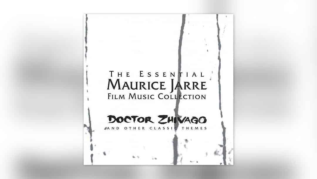 The Essential Maurice Jarre Film Music Collection