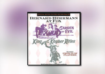 Bernard Herrmann at Fox Vol. 2
