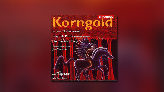 Korngold: Der Schneemann