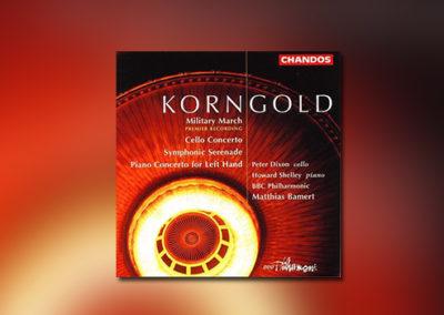 Korngold: Cellokonzert/Militärmarsch