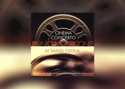 Cinema Concerto: Morricone at Santa Cecilia
