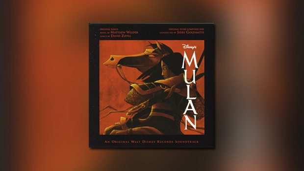Mulan (reguläre CD)