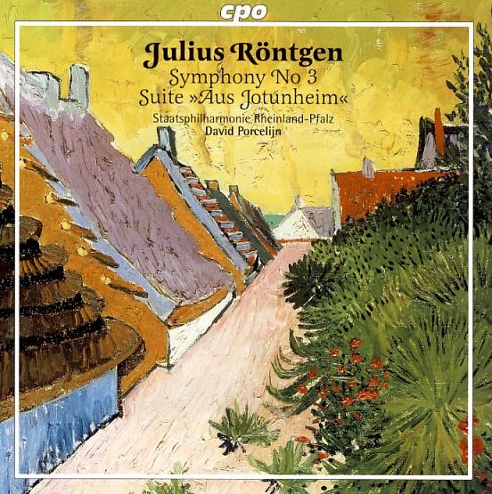 11 cpo; Röntgen, Sinf. 3 & Aus Jotunheim