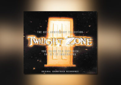 Twilight Zone 40th Anniversary Box