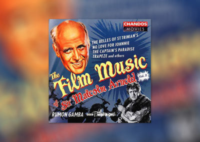 The Film Music of Malcolm Arnold, Vol. 2