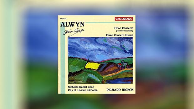 Alwyn: Oboe Concerto etc.