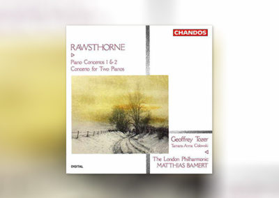 Alan Rawsthorne: Klavierkonzerte