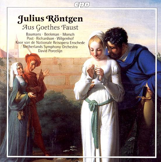 12 cpo; Röntgen, Aus Goethes Faust