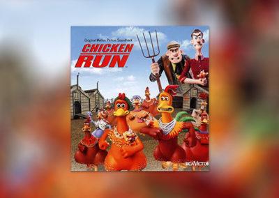 Chicken Run – Die Filmmusik