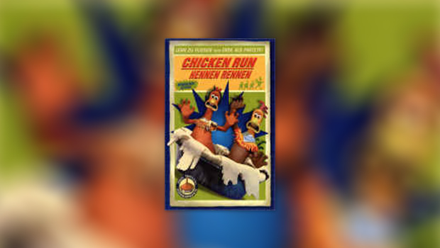Chicken Run – Storybook