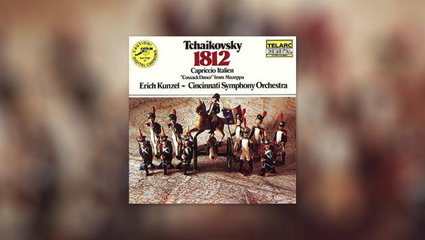Tschaikowsky: Ouvertüre 1812 etc.