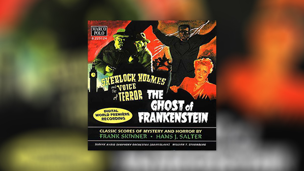 Sherlock Holmes and the Voice of Terror / The Ghost of Frankenstein