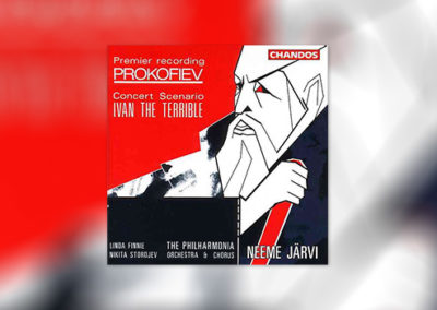 Ivan the Terrible (Concert Scenario)