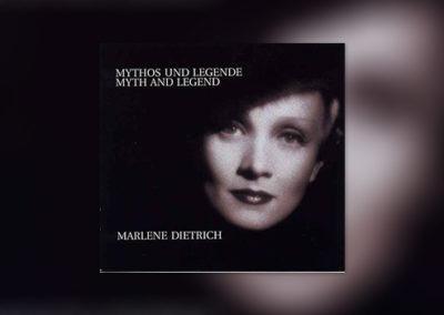 Marlene Dietrich: Mythos und Legende