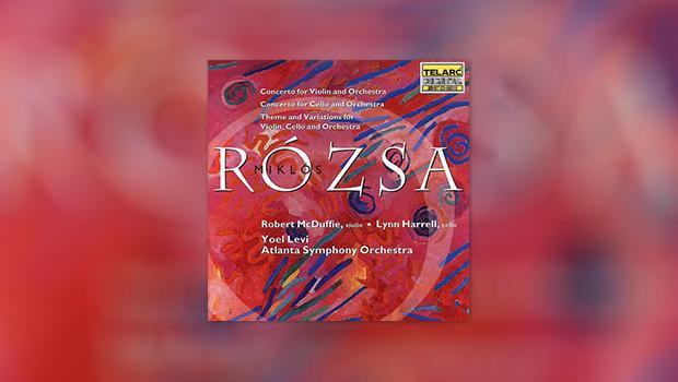 Rózsa: Violinkonzert/Cellokonzert etc.
