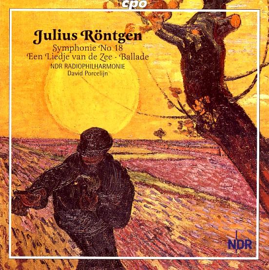 13 cpo; Röntgen, Sinf. 18 & Ballade