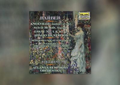Barber – The Music of Samuel Barber
