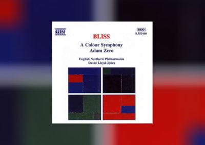 A Colour Symphony/Adam Zero