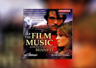 The Film Music of Sir Richard Rodney Bennett