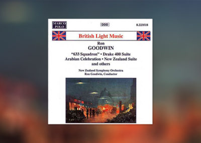 British Light Music: Ron Goodwin (Drake 400 and other Works)