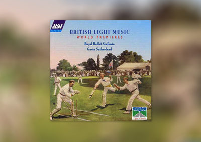 British Light Music 1: World Premieres