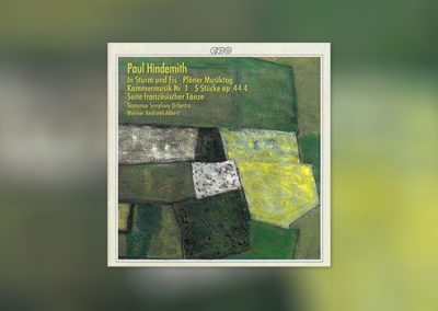 Paul Hindemith: Orchestral Music
