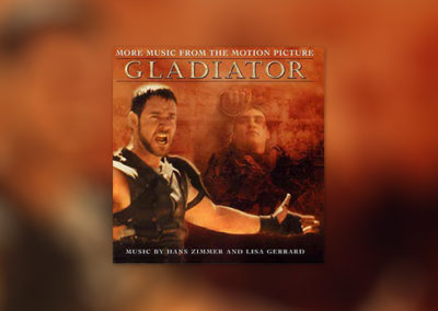 More Music from Gladiator
