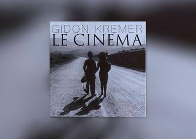 Gidon Kremer: Le Cinema