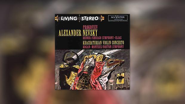 Prokofjew: Alexander Newsky
