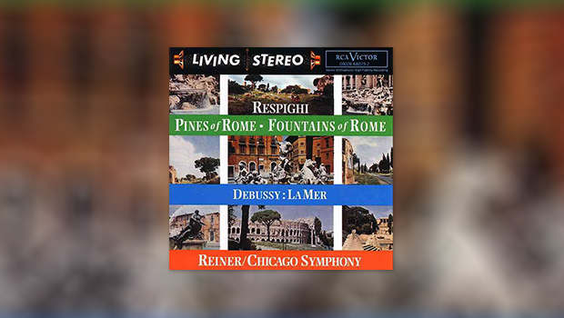Respighi: Pines of Rome