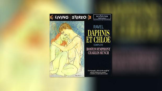 Ravel: Daphnis und Chloe