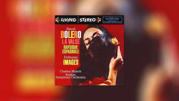 Ravel: Bolero etc.