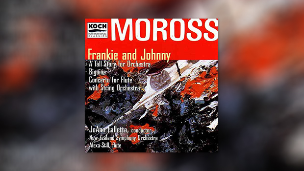 Jerome Moross: Frankie und Johnny