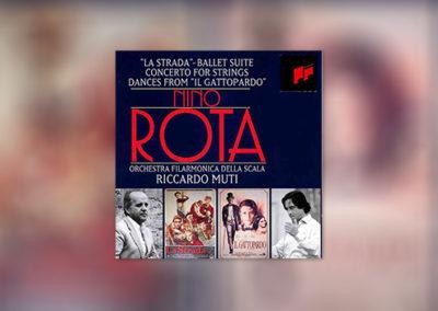 Nino Rota: La Strada (Ballet Suite)