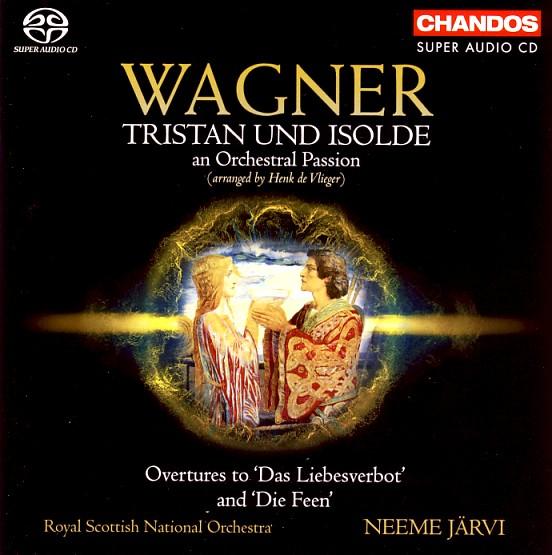 15 CHANDOS; Wagner-Järvi, Tristan und Isolde