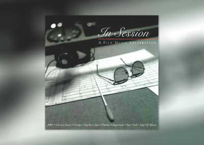 In Session: A Filmmusic Celebration