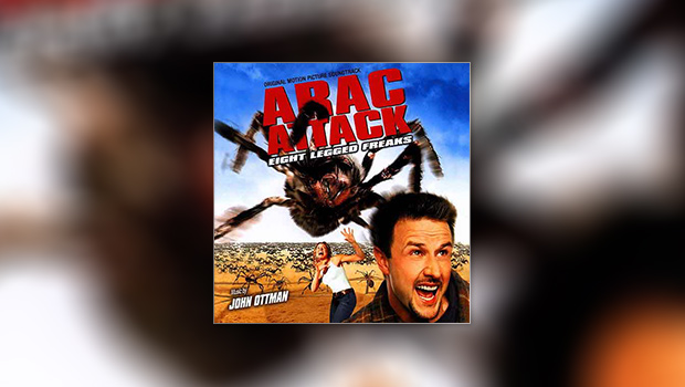 Arac Attack (Eight Legged Freaks)
